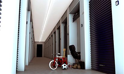 storage for interstate relocation